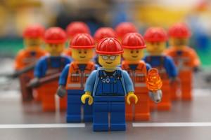 BONHOMMES LEGO